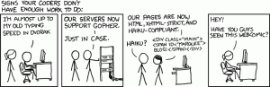 xkcd - not enoughtwork